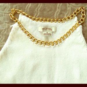 Michael Kors Tops - NWOT - Michael Kors sleeveless sweater tops